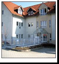 Die Praxis in Oschatz.