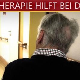 Ergotherapie hilft bei Demenz