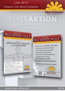 Flyer Rückenschule