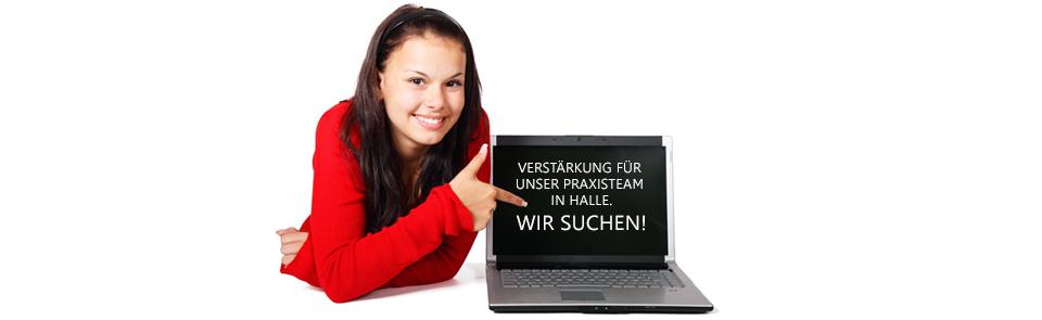 Team in Halle sucht Verstärkung